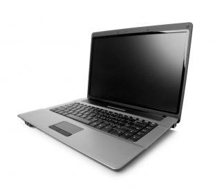 Motion capture laptop