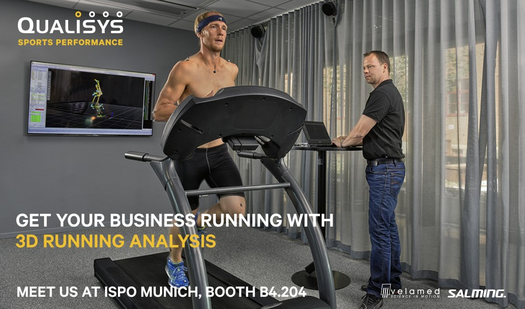 Get your business running - ISPO 2016