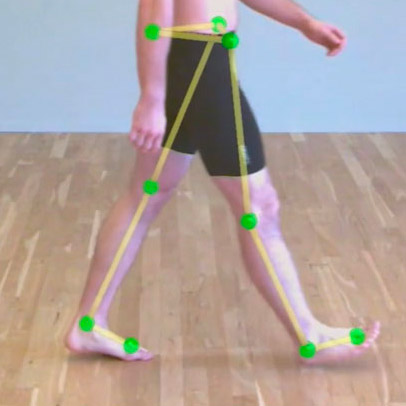 Gait Research - feature photo