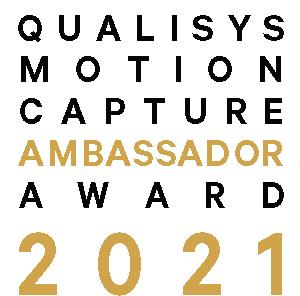 Mocap Ambassador Award - feature photo